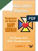Germain, Saint - Estudios sobre la Alquimia [56240] (r1.0 juandiego).epub