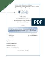 Le phénomène des accidents de circulation en Algérie et les mécanismes de prévention et de contrôle