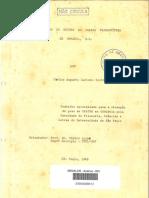 contribuicao ao estudo da jazida diamantifera de romaria, MG Isotta_Mestrado