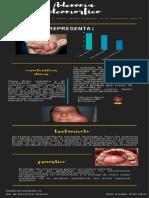 Infografías adenoma y carcinoma