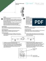 QKM06090 Post-operative Knee Brace With Hinge