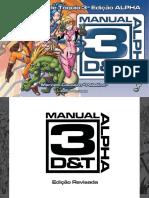3D&T Alpha - Manual Edição Revisada