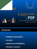 2.3 presentacion taguchi