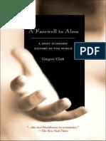 Introducción farawell to alms Gregory Clarck