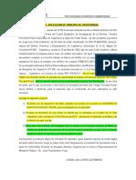 ACTA DE  APLICACIÓN DE PRINCIPIO DE OPORTUNIDAD