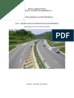 Ugovor LOT 1 za Glavni projekat-projektanti