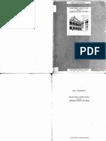 Historia Dibujada de La Arquitectura