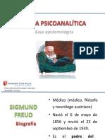 Sesión 05 - Teoria Psicoanalítica