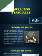 TARRAJEOS CON IMPERMEAVILIZANTES yuberultimo