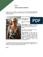 Intervju - Tijana Dapcevic