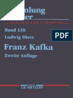 Franz Kafka by Ludwig Dietz (auth.) (z-lib.org) (1)