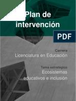 Ecosistemas educativos e inclusión