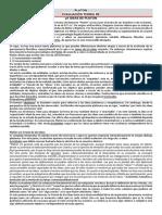 EVALUACION TEORIA DE LAS IDEAS DE PLATON (1)
