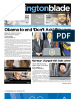 washingtonblade.com - volume 42, issue 4 - january 28, 2011