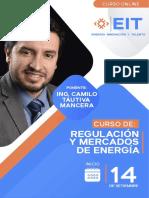 BROCHURE- CURSO DE REGULACIÓN Y MERCADOS DE ENERGIA_compressed (1).pdf