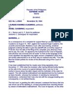ramirez-cuaderno v cuaderno 12 SCRA  505