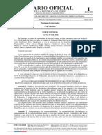 ACTA 108-2020 PROCEDIMIENTO PARA INVESTIGAR LA RESPONSABILIDAD DISCIPLINARIA DE LOS INTEGRANTES DEL PODER JUDICIAL