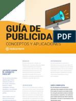 Guía de Publicidad