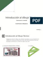 07 Introducción al Dibujo Técnico