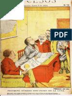 """""""La gran fábrica de conservas"""", reportaje gráfico revista """"SUCESOS"""" (1904)"""
