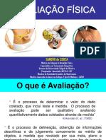 Curso de Avaliação Física_Sandro de Souza