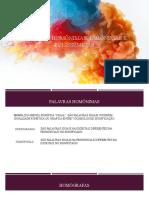 APRESENTAÇÃO PALAVRAS HOMÔNIMAS, PARÔNIMAS E POLISSEMIA