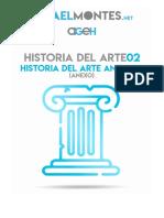 Historia del Arte 02. Historia del Arte Antiguo. Anexo