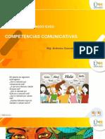 Competencias Comunicativas - Oswaldo