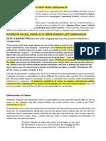 As Festas Fixas PDF