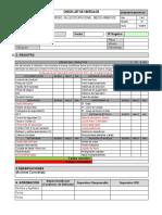 571780-400-TP-500-FOR-001 Check list vehículos especifico