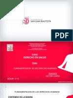 TEMA 3 FUNDAMENTOS DE LOS DERECHOS HUMANOS . PDF
