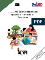Gen-Math11 Q1 Mod1 Functions 08082020