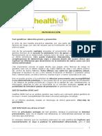 Informe Healthia