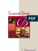 Protocole Escapade Epicée