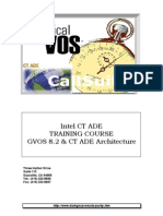 CT ADE 8.2 Training Manual