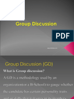Basic of GD