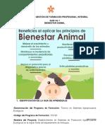 GUÍA N°1 BIENESTAR ANIMAL