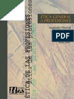 Ética general de las profesiones - Augusto Hortal Alonso.pdf