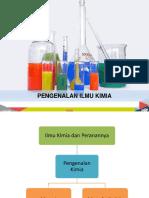 Bab 1- Pengenalan Ilmu Kimia