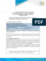 Guía de actividades y rúbrica de evaluación – Fase  3 – Magnitudes y unidades dosimétricas