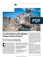 The Chemical Age and the Contamination of Earth Reviews