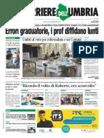 La rassegna stampa dei giornali in pdf di domenica 20 settembre 2020