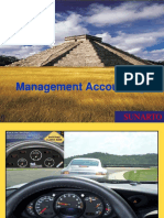 Management Accounting- Introduction and First