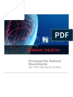 Brain Death FAQ - final posted