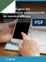 CAPTIO_Guide_Comment gérer les déplacements professionnels de manière efficace