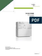 LANDIS_GYR_DC450 User Manual