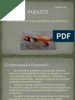 Presentation paraziti