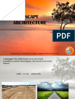 RELATED TO LANDSCAPE ARCHITECTURE