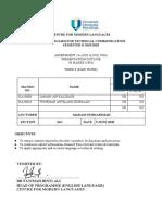 (VERIFIED) Assessment 2A (TOP) Presentation Outline Sem II 2019 2020.docx