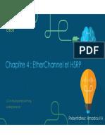 CCNA 3 Chapitre4 EtherChannel et HSRP